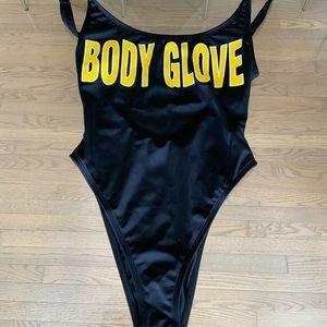 Body glove retro 1989 swimsuit